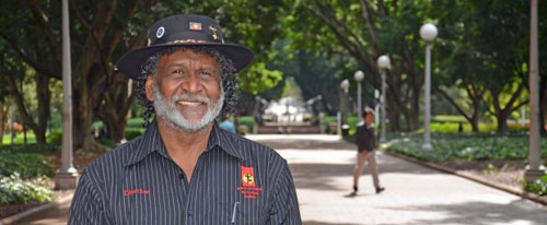 Sydney oral histories - Honouring Aboriginal and Torres Strait Islander men and women who served their country